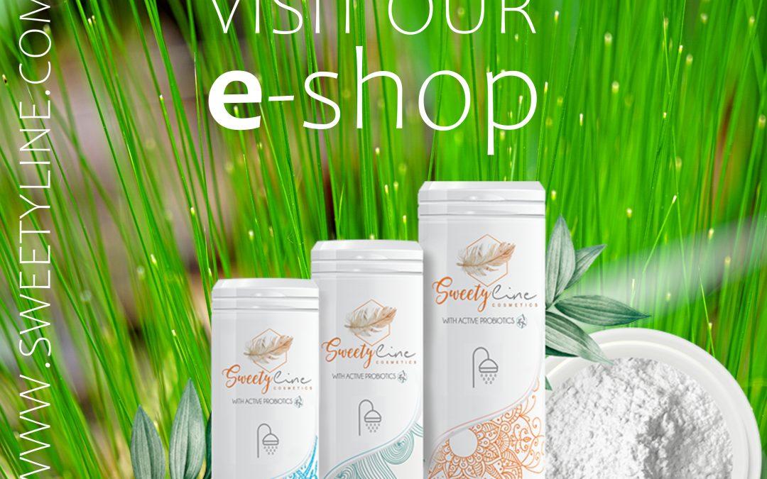 ouverture de e-boutique sweety line
